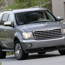 Chrysler Aspen Hybrid Limited 4X4