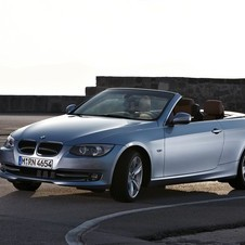 BMW 335i Cabriolet Edition Exclusive Sport-Autom. DKG