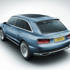 Although it wasn't well received by the critique, Bentley's customers seem interested in the new SUV