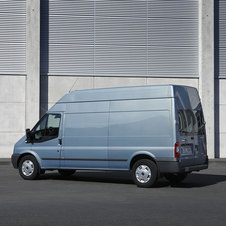 Ford Transit Custom Van 250L1 Base 2.2TDCi H1