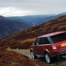 Land Rover Range Rover Sport Supercharger