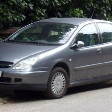 Citroën C5 2.0 16V Automatic