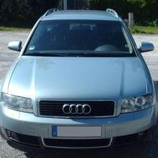 Audi A4 Avant 1.9 TDi 6-Speed