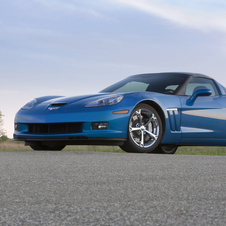 Chevrolet Corvette GS Coupe LT4