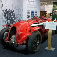 Bentley 4½ Litre 'Blower' Birkin Monoposto