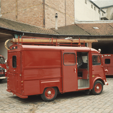 Citroën Type H Fire Fighter Truck
