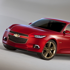 Chevrolet Brings a Few New Cars to Geneva