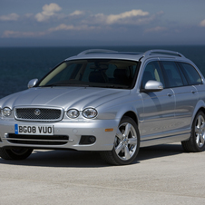 Jaguar X-Type Estate 2.2D Executive MY08