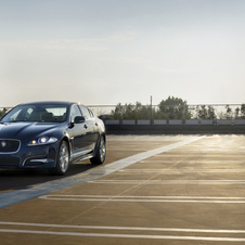 Jaguar XF 2.2 D Premium Luxury
