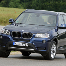 BMW X3 xDrive35d AT