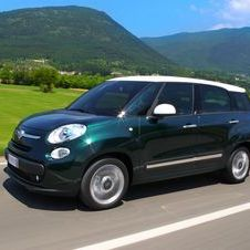 Fiat 500L Living 1.3 16V Multijet Dualogic