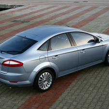 Ford Mondeo 2.0 TDCi Automatic