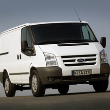 Ford Transit Kombi FT 300K 2.2 TDCi Limited