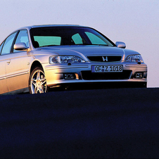 Honda Accord Sedan DX
