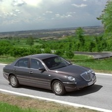 Lancia Thesis 2.4 20v JTD Comfortronic