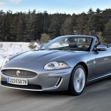 Jaguar XK Convertible 5.0L V8
