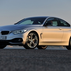 BMW 420d xDrive Coupé