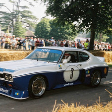 Ford Capri RS Cosworth