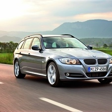 BMW 325i xDrive Touring Navigation (E91) LCI