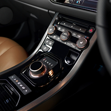 There is also rose gold used around the gear selector