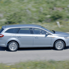 Ford Mondeo Estate 2.0