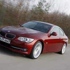 BMW 320d Coupé Edition Exclusive AT