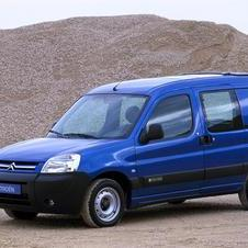 Citroën Berlingo Furgonette 1.6HDi 75 600 First