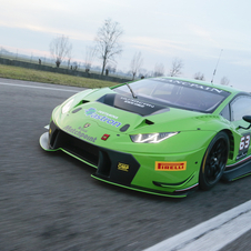 The Lamborghini Huracán GT3 was developed mainly in-house