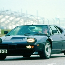 The M1 was orginally supposed to be a collaboration between BMW and Lamborghini