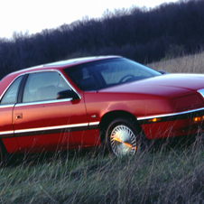 Chrysler LeBaron Coupe