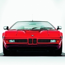 It used a 277hp inline-6 later used in the first gen M5 and M6