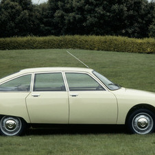 Citroën GS Club Berline
