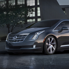 The ELR will be introduced in early 2014 and uses the platform from the Volt