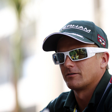 Kovalainen will be a reserve driver for at least the next two races