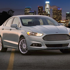 The Fusion Hybrid is rated to get 47mpg