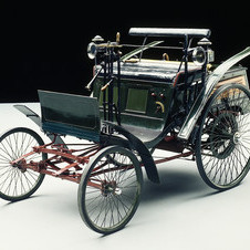 Benz Velociped 1.5 hp