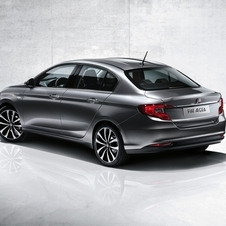 Based on the Aegea there will be two more bodystyles hitting the market, hatchback and estate versions