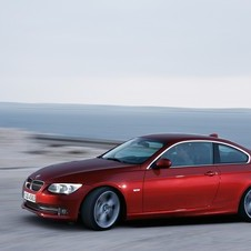 BMW 325i Coupé Edition Exclusive xDrive
