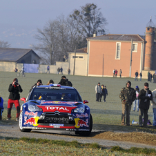 Sebastien Loeb Wins 80th Running of Rally Monte Carlo