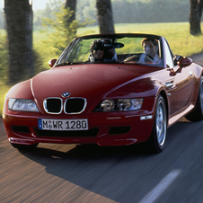 The Z3 and its coupe version also got M versions