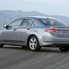 Acura TSX AT w/ Technology Package