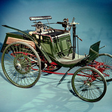 Benz Velociped 3.5 hp