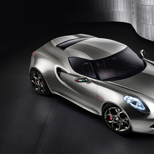 It will be the second modern Alfa Romeo sold in the US; the first being the 8C