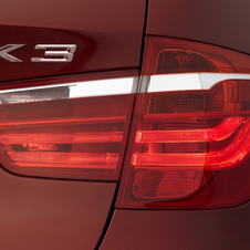 BMW Will Offer X3 xDrive28i in 2012