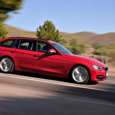 The 3 Series Touring makes its debut this fall
