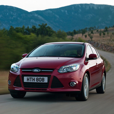 The Ford Focus, Opel Corsa and Ford Fiesta were the best selling cars in the UK in April