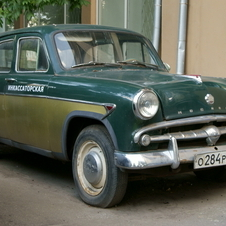 AZLK Moskvitch 423 H Station Wagon