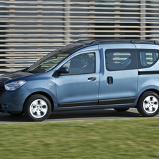The Dacia Dokker and Lodgy will be the first two cars produced at the Tangier factory