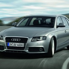 Audi A4 Avant 2.0 TFSI flexible fuel Ambition