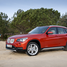 The X1 is among the bestselling BMW's in the US